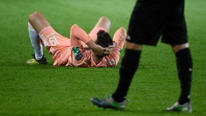 """Onze man Am Kehrweg ziet dat Anderlecht tegen Eupen oogst wat het zelf gezaaid heeft: """"Door de ondergrens gezakt"""""""