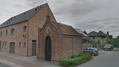 Opnieuw offerblok gestolen uit kapel