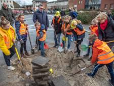 Wedstrijd om schoolpleinen Veenendaal groener te maken