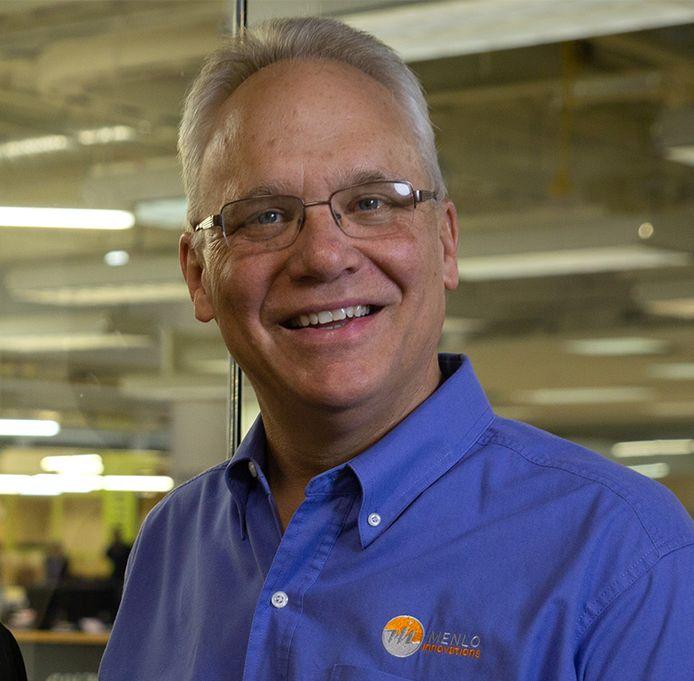Richard Sheridan, CEO en oprichter van Menlo.