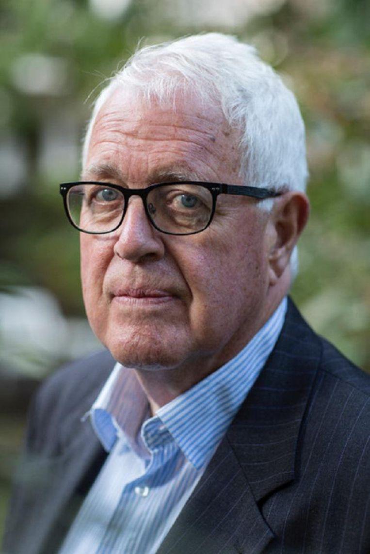 Jan Bank is emeritus hoogleraar vaderlandse geschiedenis aan de Universiteit Leiden Beeld