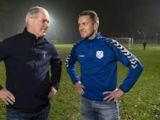 De eerste derby in de historie tussen Sportclub Rijssen en SV Rijssen