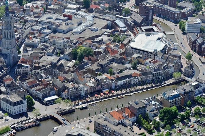 In Breda ging de huur met meer dan 10 procent omhoog.