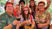 Flowerpower in Aalter: stevig feestje op 'Woodstock 50'