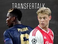 De Jong denkt nu toch aan Barça, Reims wil Zeneli