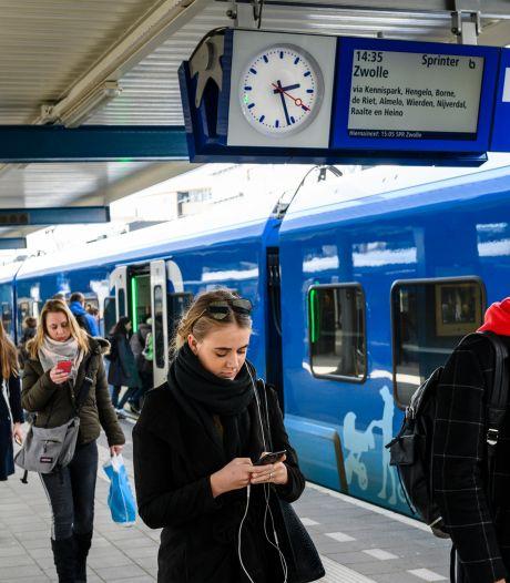 Succes in lobby: 'Trein tussen Enschede en Zwolle is straks geen armetierig lijntje meer'