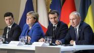 Poetin en Zelenski komen tot akkoord over staakt-het-vuren in oosten van Oekraïne