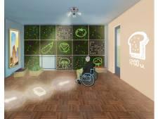 'Slim' huis in Arnhem werkt als mantelzorger voor dementerende