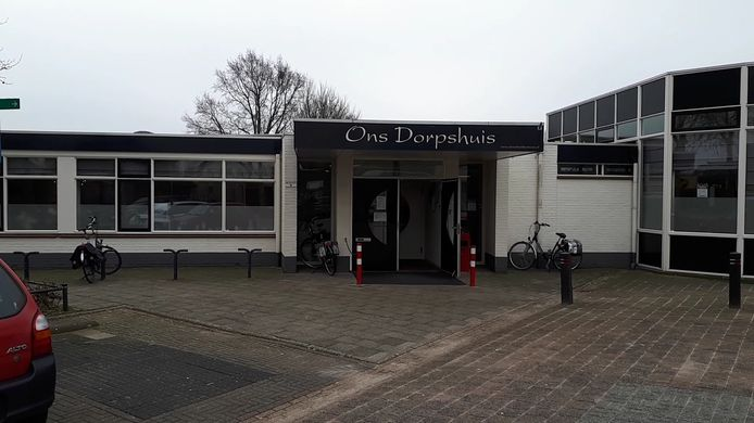 Het liep vanochtend niet bepaald storm bij Ons Dorpshuis in Kesteren.