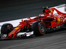 Räikkönen baalt van seizoensstart: Duurt te lang voor ik de vorm heb gevonden