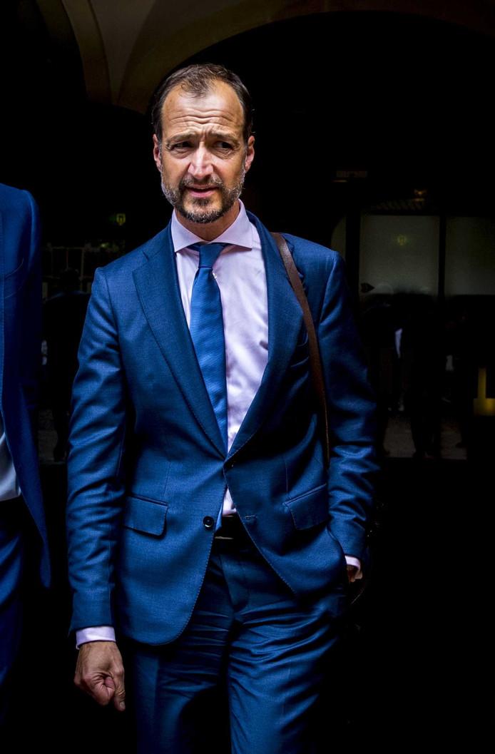 Als originele denker zou Eric Wiebes op zijn plek zijn als minister van EZK.