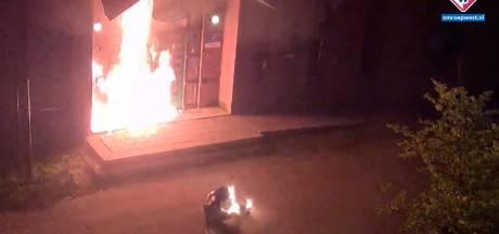 'ADO-hooligan' steekt ook zichzelf in de fik bij brandstichting trainingscomplex NEC
