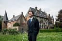 René Arendsen houdt van de Gelderse geschiedenis en maakt een stripverhaal over kastelen.