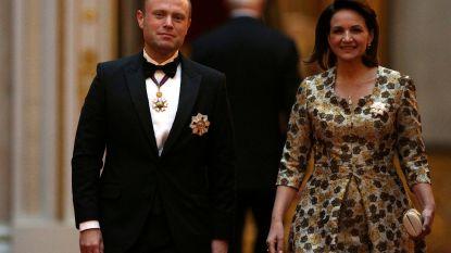 Maltese premier en echtgenote niet gelinkt aan Panama Papers-schandaal