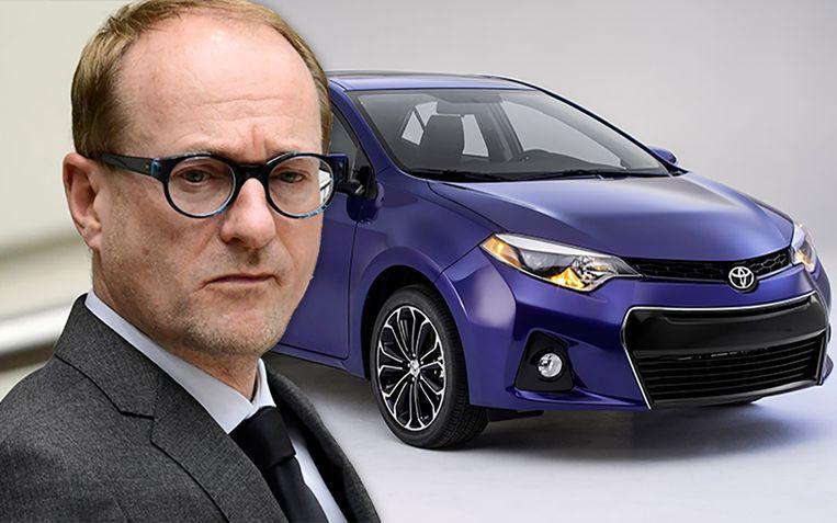 """Minister Ben Weyts (N-VA) verdedigde in het Vlaams Parlement waarom hij een auto met """"een enige standing nodig heeft en geen Toyota Corollo (sic)""""."""
