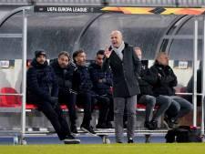 AZ-trainer Slot na uitschakeling: 'Over 180 minuten te weinig kansen gecreëerd'