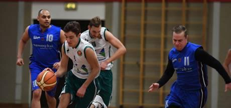 Papieren promotie voor Boxmeerse basketballers Akros
