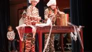 Leerlingen van Het Groene Lilare spelen griezelig totaalspektakel in Michelbeke