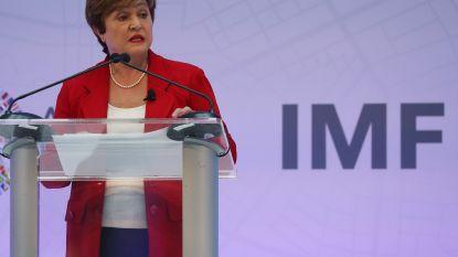 IMF ziet wereldeconomie verder afzwakken en voorspelt laagste groei in tien jaar tijd