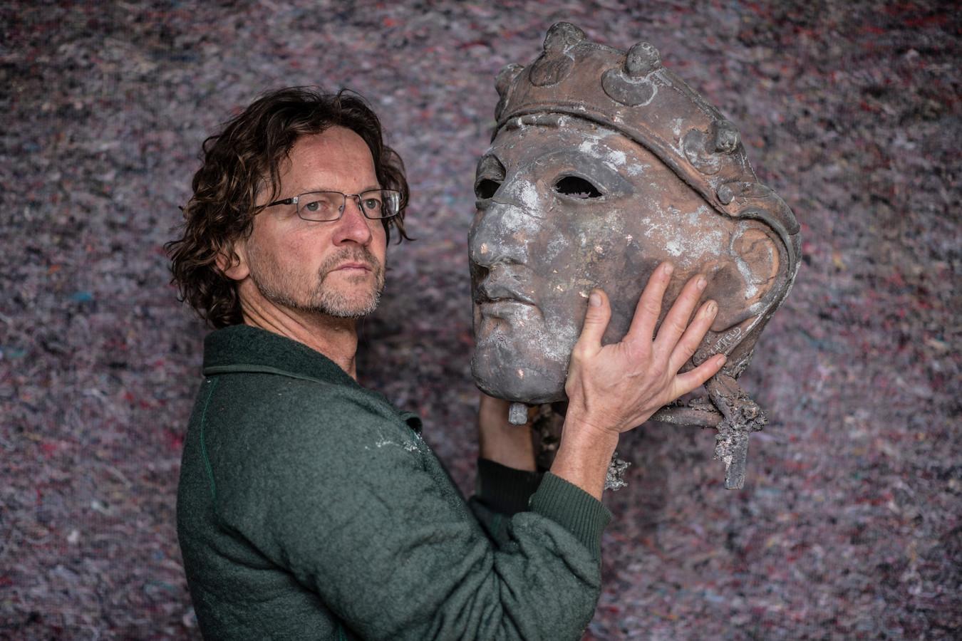 PR dgfoto Gelderlander Nijmegen: Het Vrijdaginterview Andreas Hetfeld