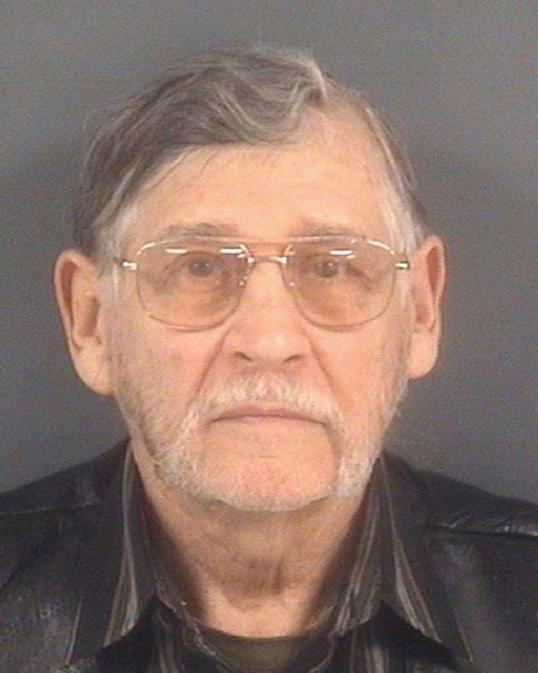 De donderdag gearresteerde John Franklin McGraw. Beeld null
