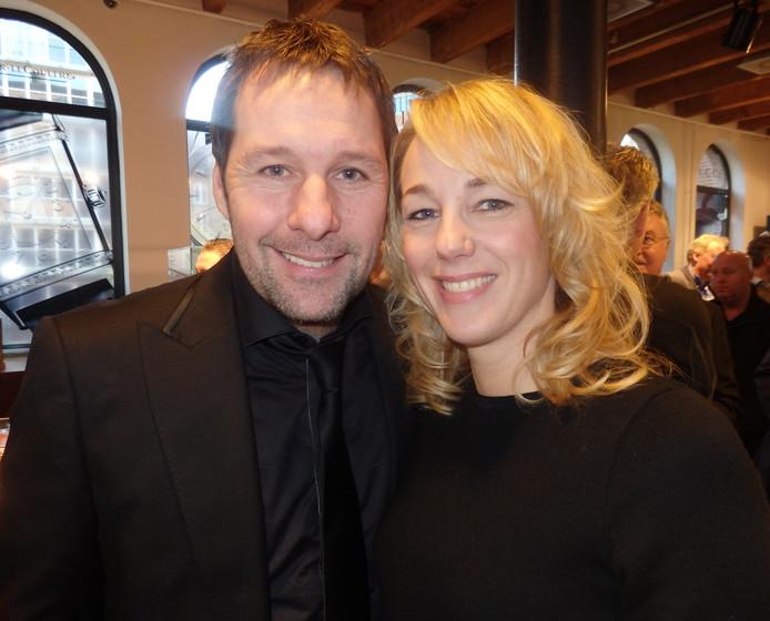 Henk en Marianne Timmer.