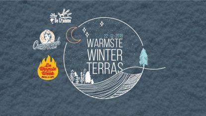 Crammerock pakt uit met 'Warmste Winterras'
