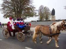 In Tubbergen geen gedoe over pieten bij intocht Sinterklaas