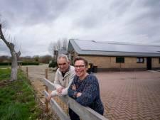 Voor twintig voetbalvelden aan schuren gesloopt in het buitengebied van Hof van Twente