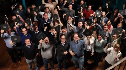 Boek viert 50 jaar JCI, vereniging steunt jonge ondernemers