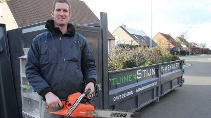 Voorjaarsstorm levert veel werk op voor dakwerkers en tuiniers