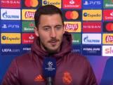 """Hazard tevreden na strafschopdoelpunt tegen Inter: """"Spelers riepen 'Eden, Eden', dus nam ik hem maar"""""""