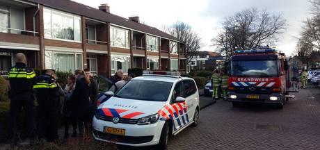 Bewoonster uit huis gehaald bij woningbrand in Rhenen