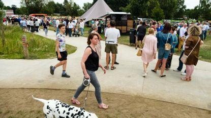 Landschapspark Frijthout nu ook officieel geopend