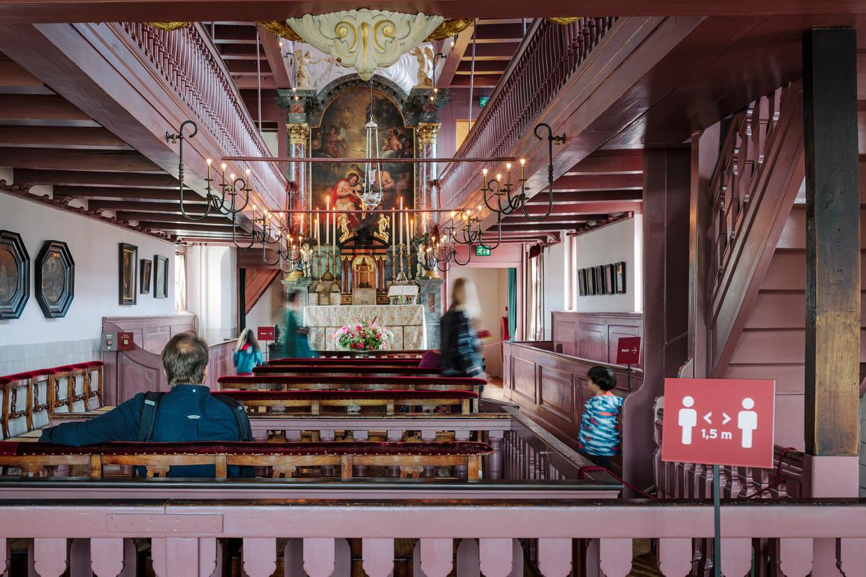 Verbijstering nu sluiting dreigt voor museum Ons' Lieve Heer op Solder |  Het Parool