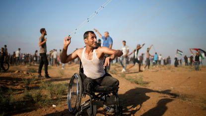 Pauze voor anti-Israëlische betogingen in Gaza