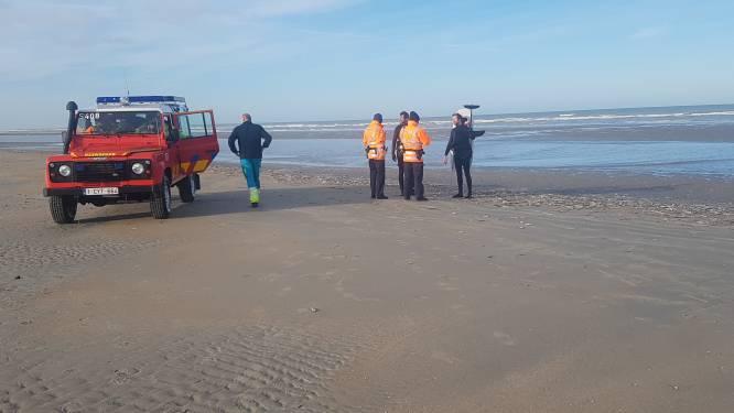 Grote reddingsactie na oproep over kitesurfers in de problemen