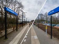 Treinreizigers vinden Klarenbeek geweldig en 't Harde niks, maar deze stations lijken sprekend op elkaar...