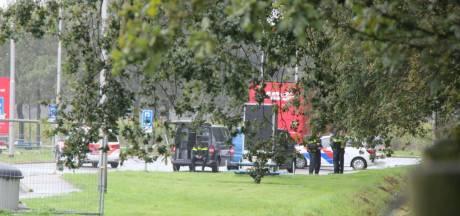 Gevonden persoon in vrachtwagen langs A1 'stierf natuurlijke dood'