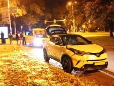 Gewonde na botsing tussen twee auto's in Utrecht