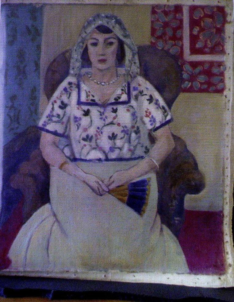 De gevonden Matisse Beeld ANP