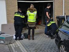 Garagebox Etten-Leur blijkt ondergronds drugsfabriek