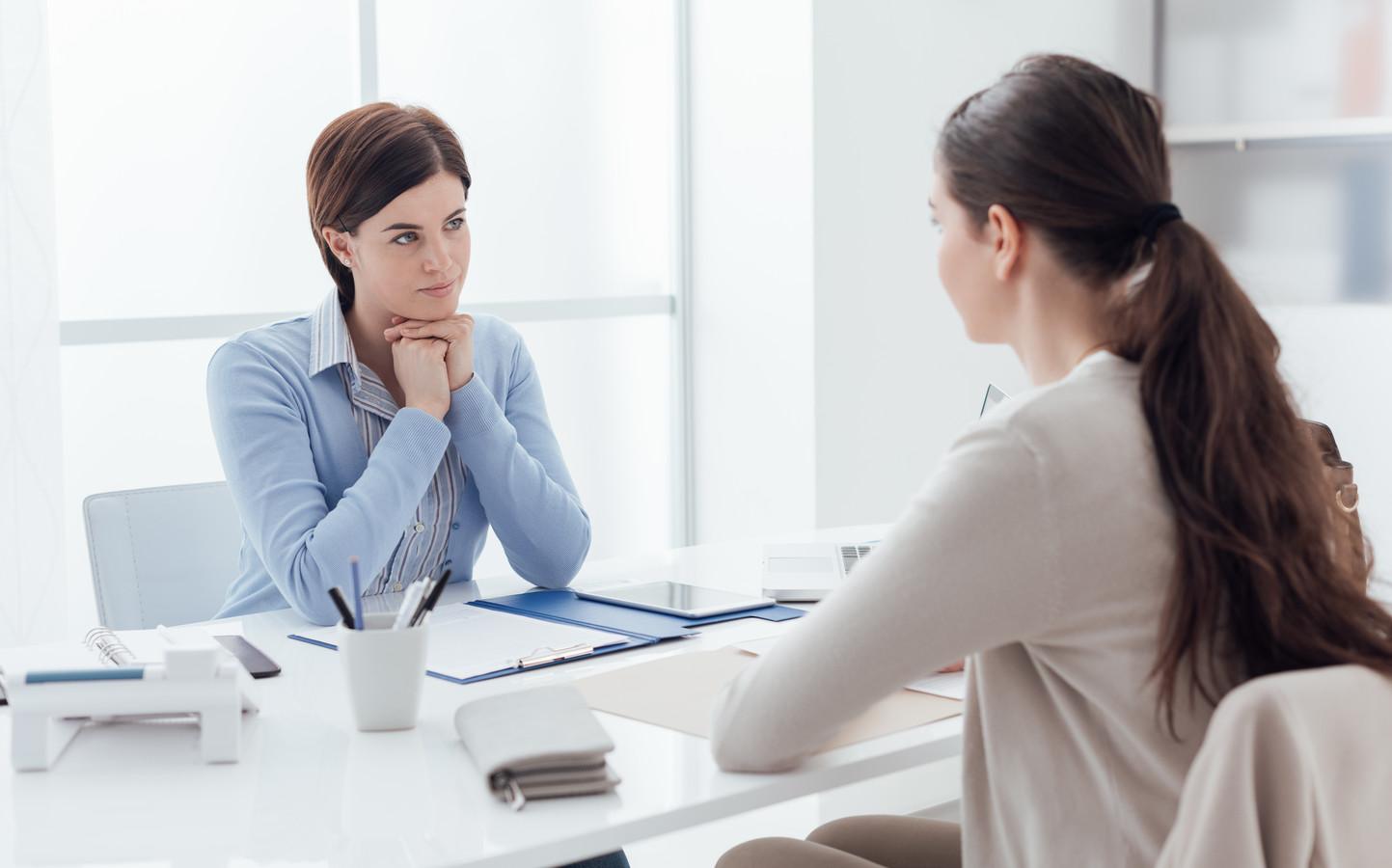 Tijdens een sollicitatiegesprek mogen werkgevers niet alles vragen.