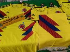 Narcoticabrigade Colombia onderschept coke-shirts op weg naar Groningen