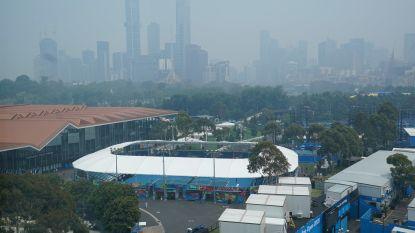 """Expert luchtkwaliteit: """"Onbegrijpelijk dat tennissers in Melbourne de baan op moeten"""""""