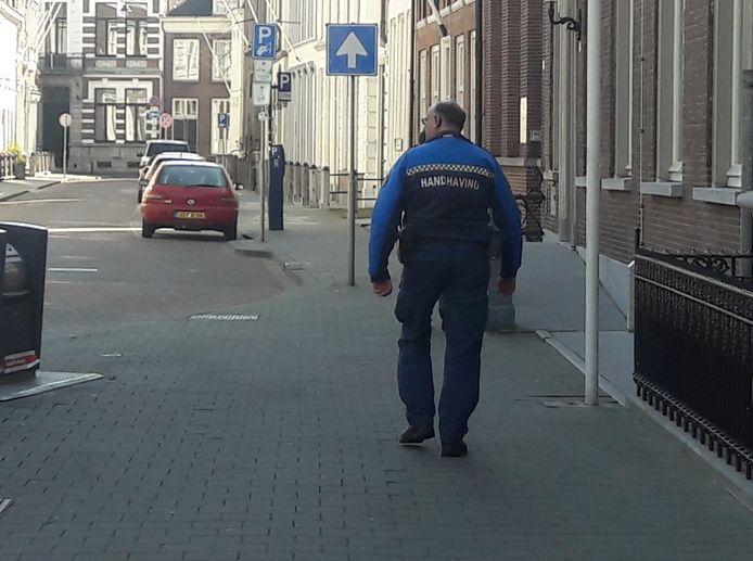 Medewerkers van Stadstoezicht waarschuwden afgelopen weekend 25 keer voor overtreding van de coronaregels.