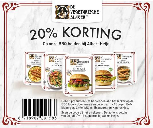 Klik op de afbeelding, screenshot de barcode en laat deze scannen bij de kassa!