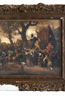 Bossche Hans en Rob van M. hoeven niet meer te betalen voor gestolen schilderijen