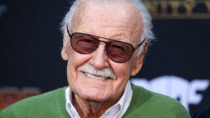 """Dochter Stan Lee onthult: """"Hij bedacht nog een laatste nieuwe superheld, voor hij stierf"""""""