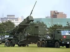 Japan verplaatst raketonderschepper na Noord-Koreaanse dreiging